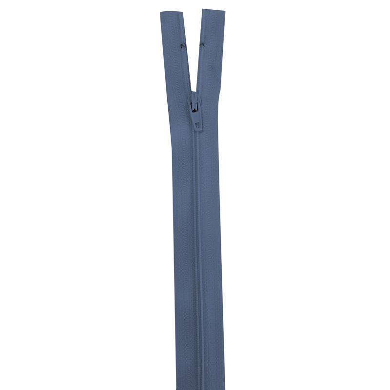Fermeture bleu horizon 20 cm non séparable col 145