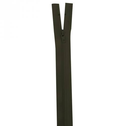 Fermeture vert anglais 40 cm non séparable col 120