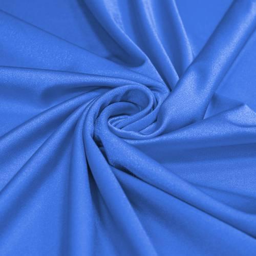 Lycra maillot de bain bleu bleuet scintillant