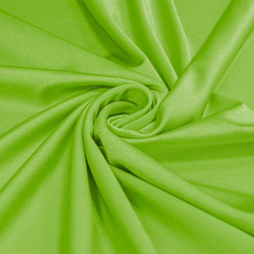 Lycra vert pomme scintillant