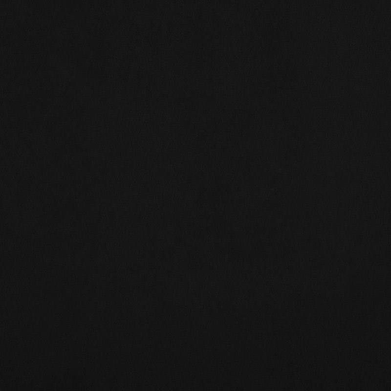 Suédine contrecollée extensible noire