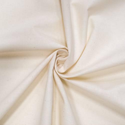 Coton lin couleur naturelle