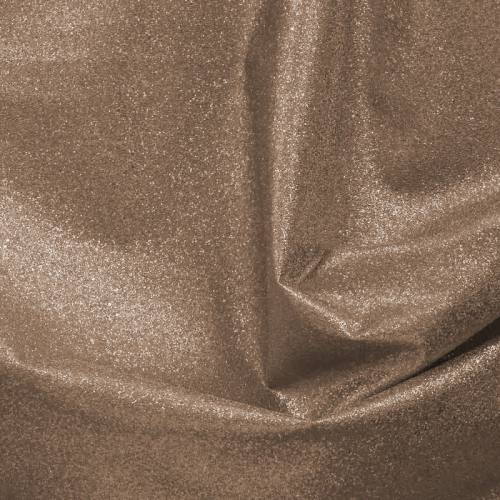 Coupon 50x68cm - Simili cuir bronze brillant