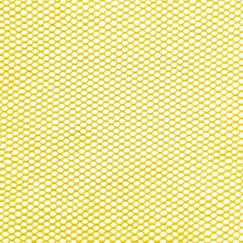Filet mesh jaune
