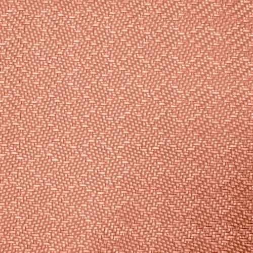 Coupon 50x68 cm - Simili cuir imitation tressage rose