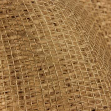 Toile de jute couleur naturelle 5 mm