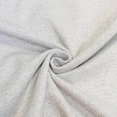 Tissu jacquard tissage chiné gris grande largeur