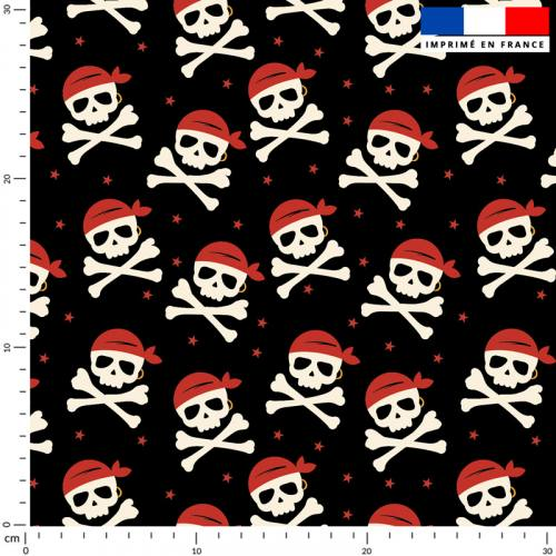Pirate - Fond noir