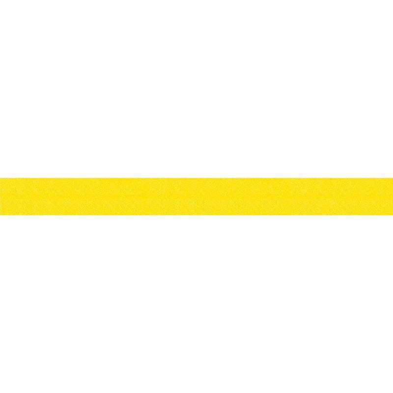 Bobine de biais 20 M - jaune 92