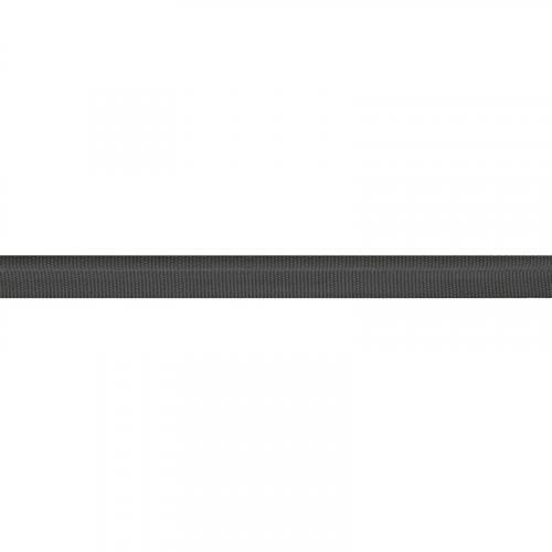 Passepoil d'ameublement 16 mm gris foncé