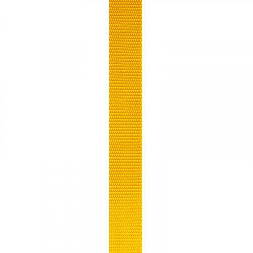 Sangle jaune 25 mm