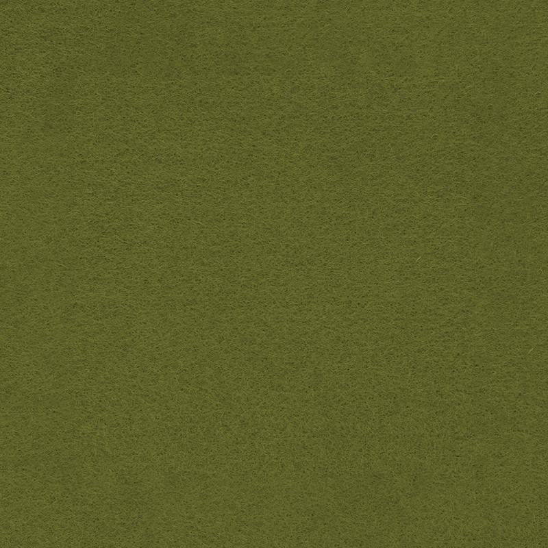 Feutrine vert kaki 25x30 cm