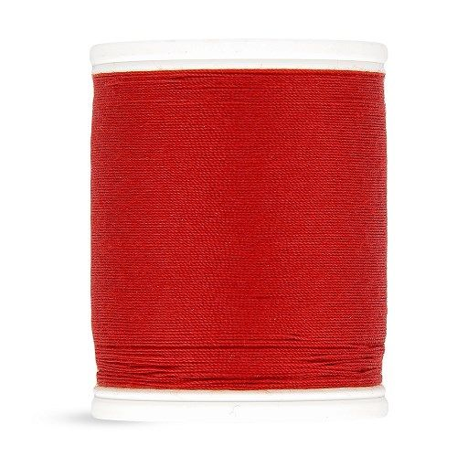Fil à coudre super résistant rouge 1040