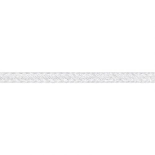 Galon tapissier 14 mm couleur blanc