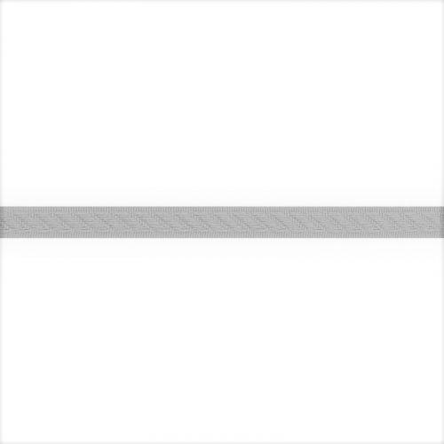 Galon tapissier 14 mm couleur gris clair