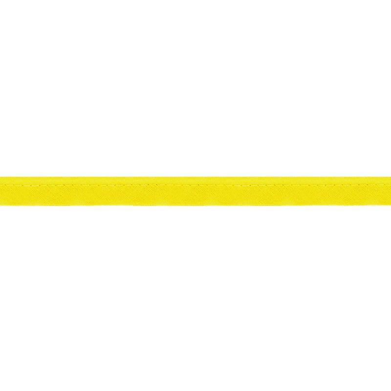 Passepoil 15 mm jaune