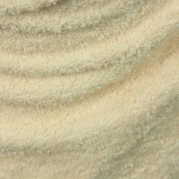 Tissu éponge écru 400Gr 25