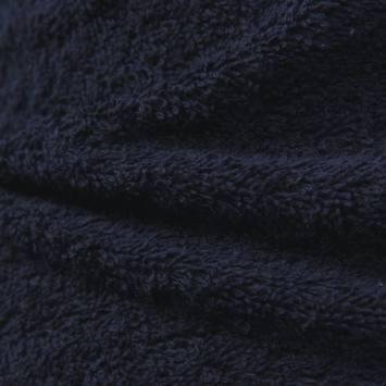 Tissu éponge bleu marine 400Gr 05