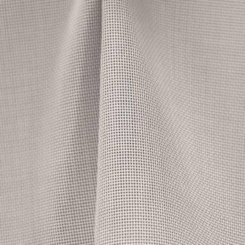 Toile textilène grise