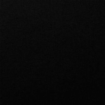 coupon - Coupon 35cm - Coton noir uni oeko-tex