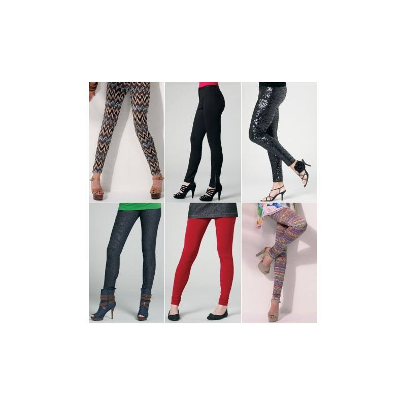 Patron Mc Calls M6173 : pantalon et collants Taille : L-XL