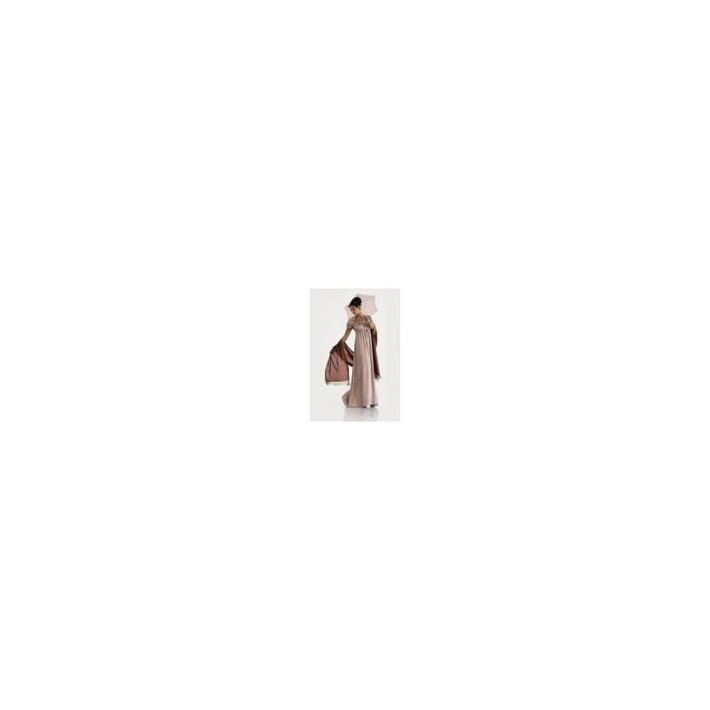 Patron Burda N°2493 style : Robe Taille : 36-48