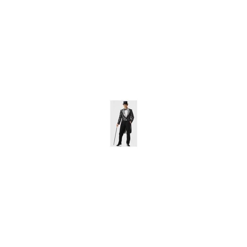 Patron Burda N°2530 carnaval : Gentleman Taille : 46-58
