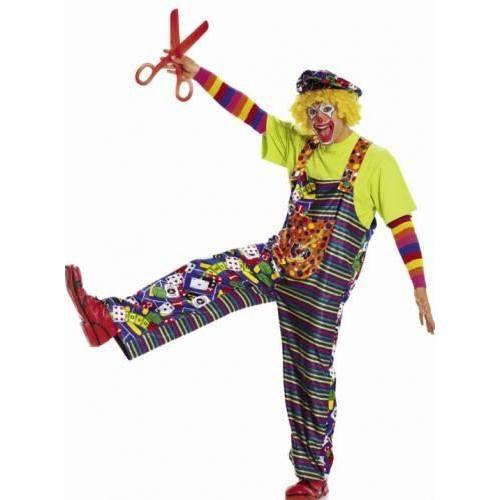 Patron Burda N°2453 carnaval : Clown