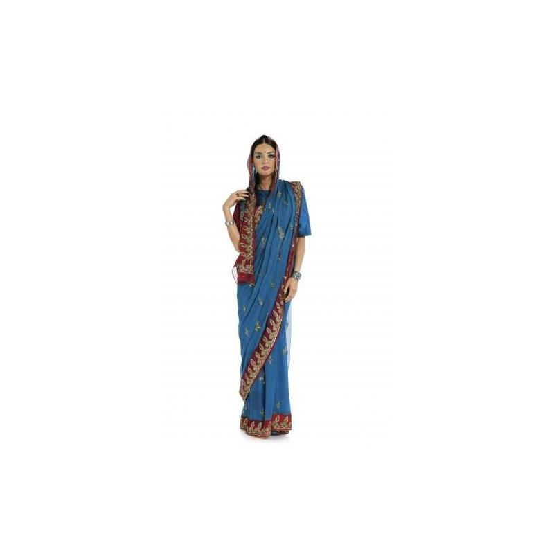 Patron N°7701 Burda historique : Indienne Taille : 34-46ans