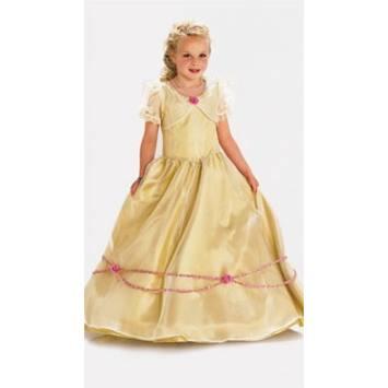 Patron Burda N°2480 historique : Princesse, Blanche Taille : 4-9 ans