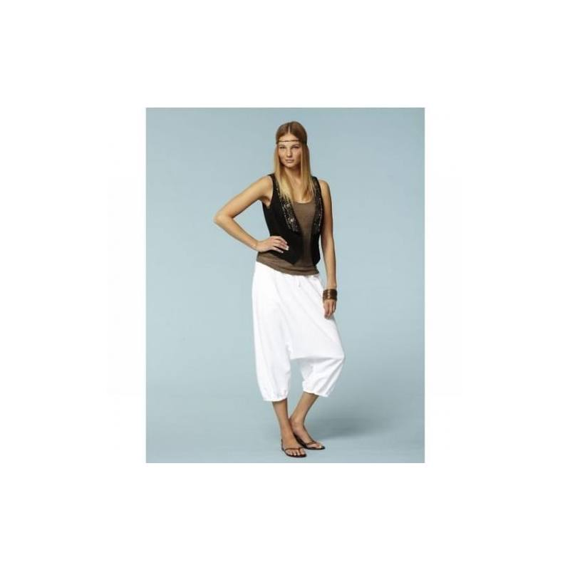 Patron N°7546 Burda style  Pantalon Sarouel