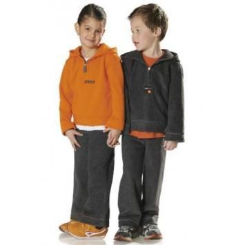 Patron N°9672 Burda kids : Ensemble jogging filles et garçons