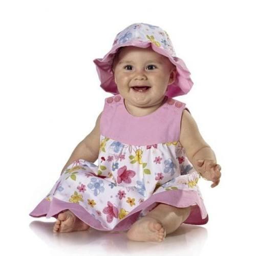 Patron N°9712 Burda kids : Ensemble Taille : 3-18 mois