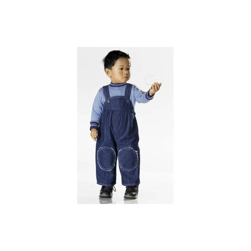 Patron N°9772 Burda kids : Pantalon et jupe Taille : 6M-3ans