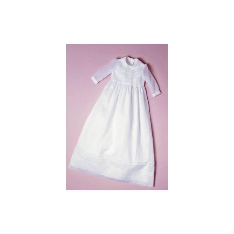 Patron N°9804 Burda kids : Robe de baptême Taille : 3-18 mois