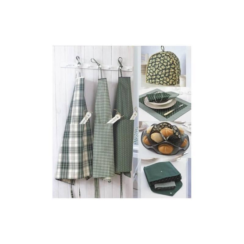 Patron N°8125 Burda créative : Accessoires pour la cuisine