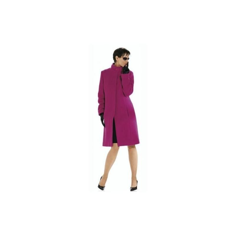 Patron N°8292 Burda style : Manteau Taille : 36-48