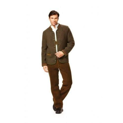Patron N°7291 Burda : Veste à boutons Taille : 50-60
