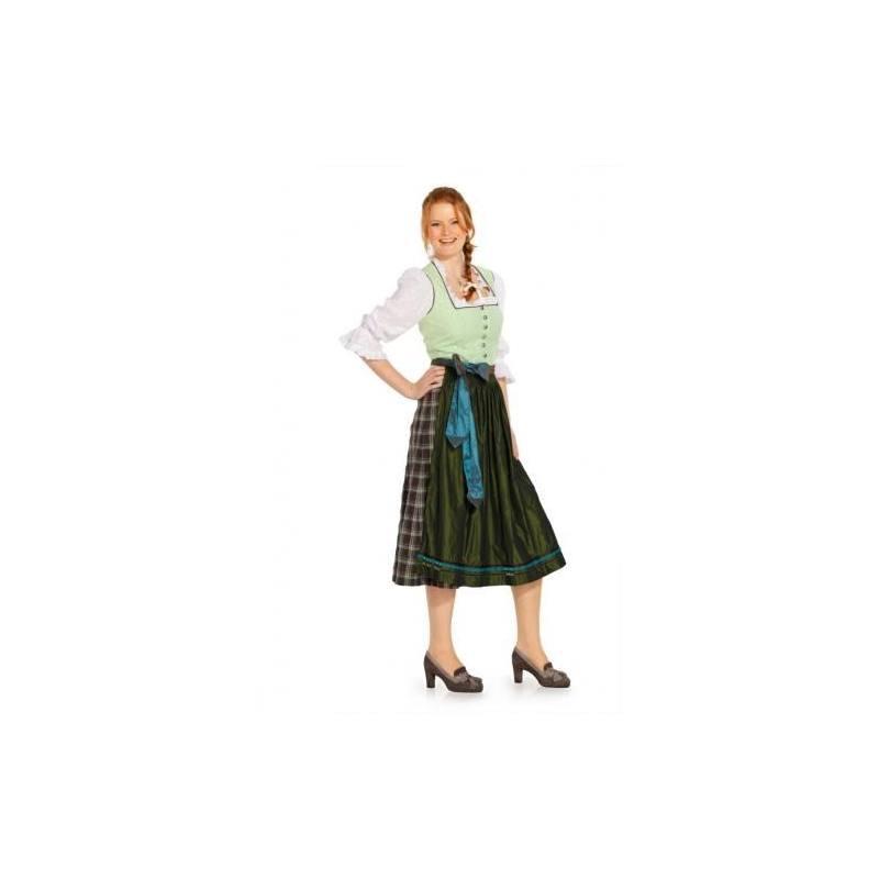 Patron N°7326 Burda : Robe folklore Taille : 44-58