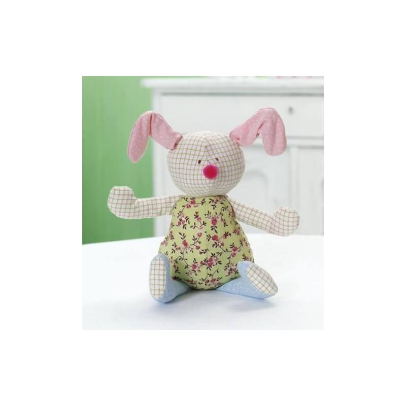 Patron N°7409 Burda Style : Lapin et Ours