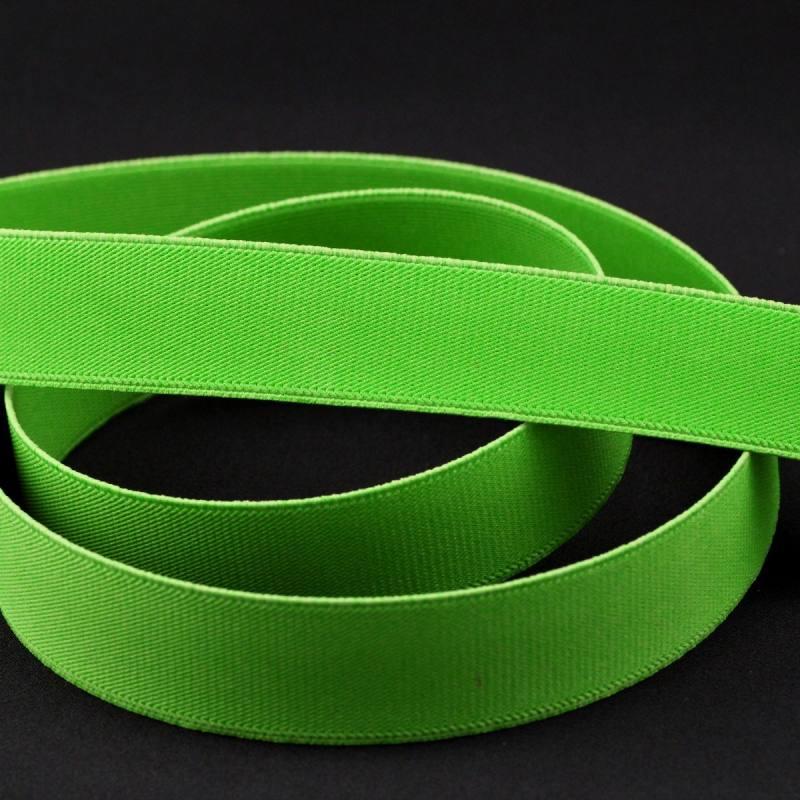 Elastique ceinture verte fluo
