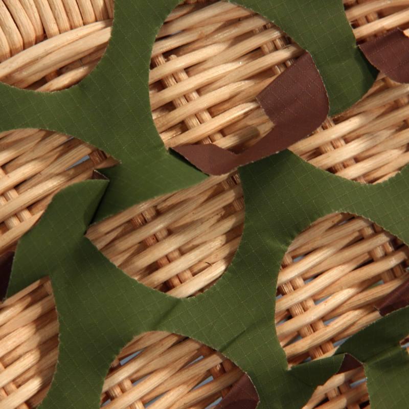 Filet Camouflage vert forêt