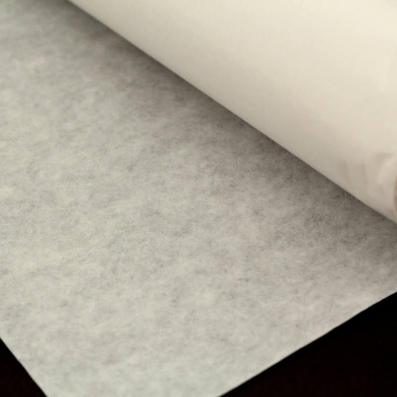 Papier patron uni blanc - rouleau de 10 mètres