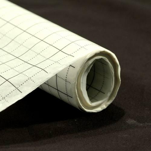 Papier patron quadrillé - rouleau de 15 mètres