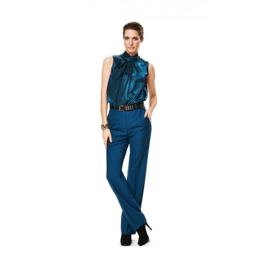Patron Burda N°6982 Style : Pantalon Taille : 34-46