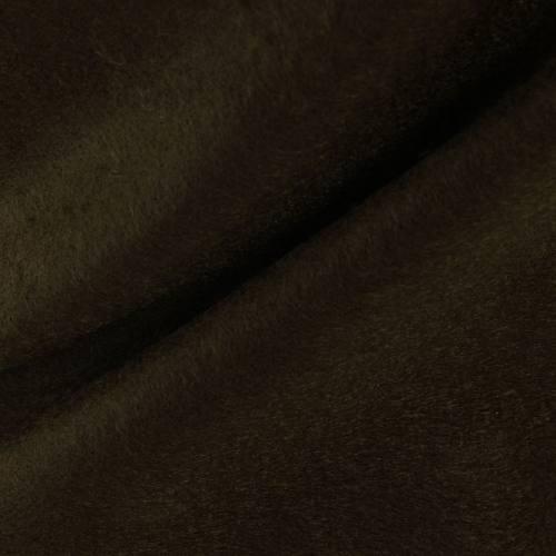 Feutrine marron foncé