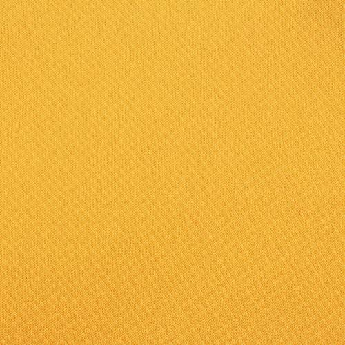 Mousseline unie jaune