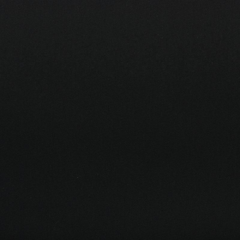 Toile extérieure Téflon grande largeur Noir
