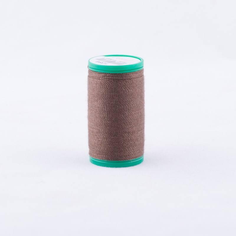 Bobine de fil cordonnet Laser 1284 - Chocolat