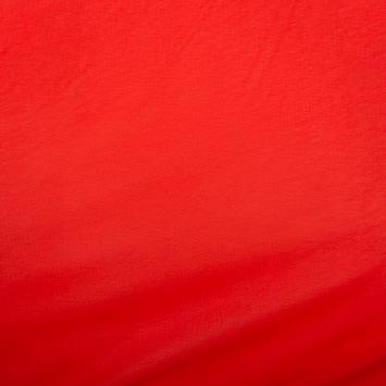 Mousseline unie Rouge N°16